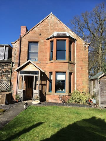 Private Space in Scottish Borders - Jedburgh - Bed & Breakfast