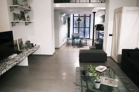 SWEET88 Loft in Via Alessandria - Roma