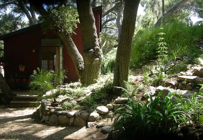 Creekside Cabin - Topanga - Zomerhuis/Cottage