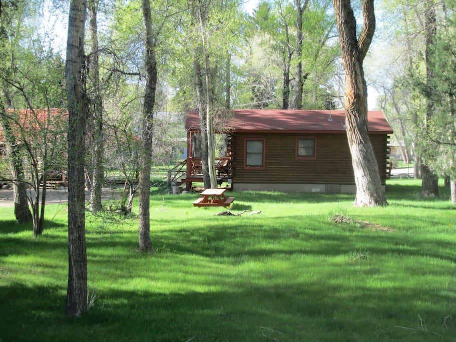Winter Song - At Woodland Brook C # 4 - Newly Remodeled - An Historic Cabin with modern appliances & Features