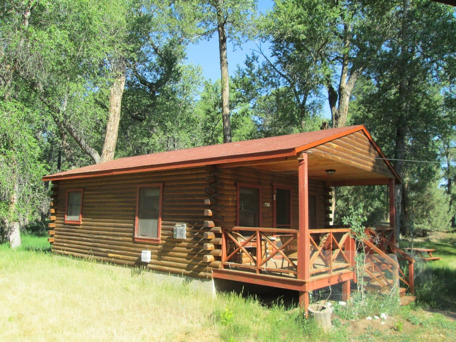 Wintersong cabin buena vista co 4 cabins for rent in for Buena vista co cabins rentals