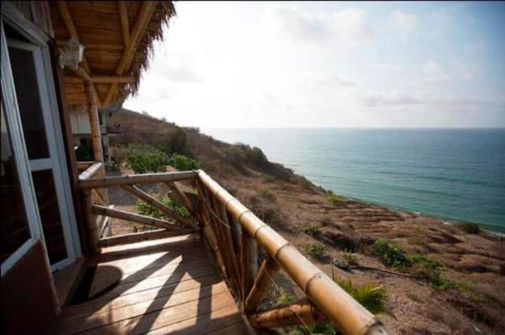 Suite frente al mar con hermosa vista  1er piso