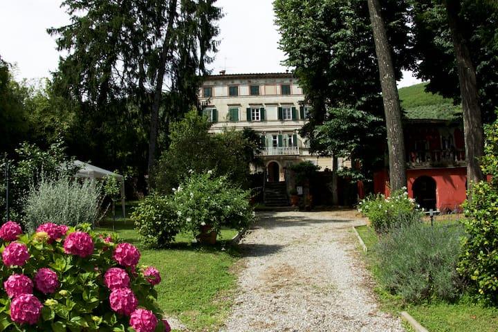 Villa Giovannetti - Capannori - Villa