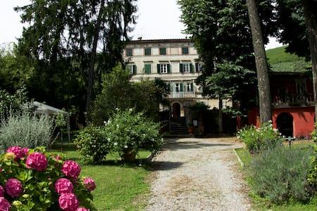 Villa Giovannetti - Capannori - Vila
