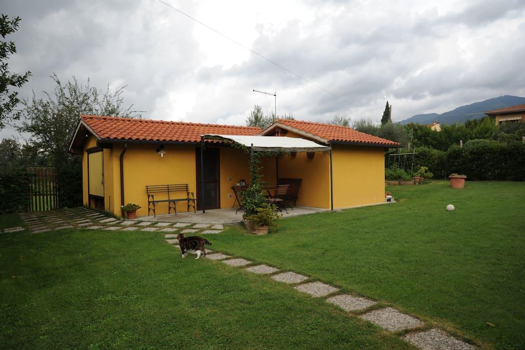 La Casina (in the green Tuscan)