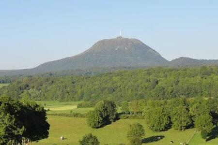 Gîte de caractère au coeur des Volcans d'Auvergne