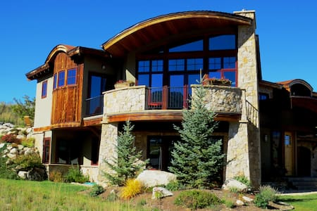Private 1 Bed/Bath at ski area base - Steamboat Springs - House