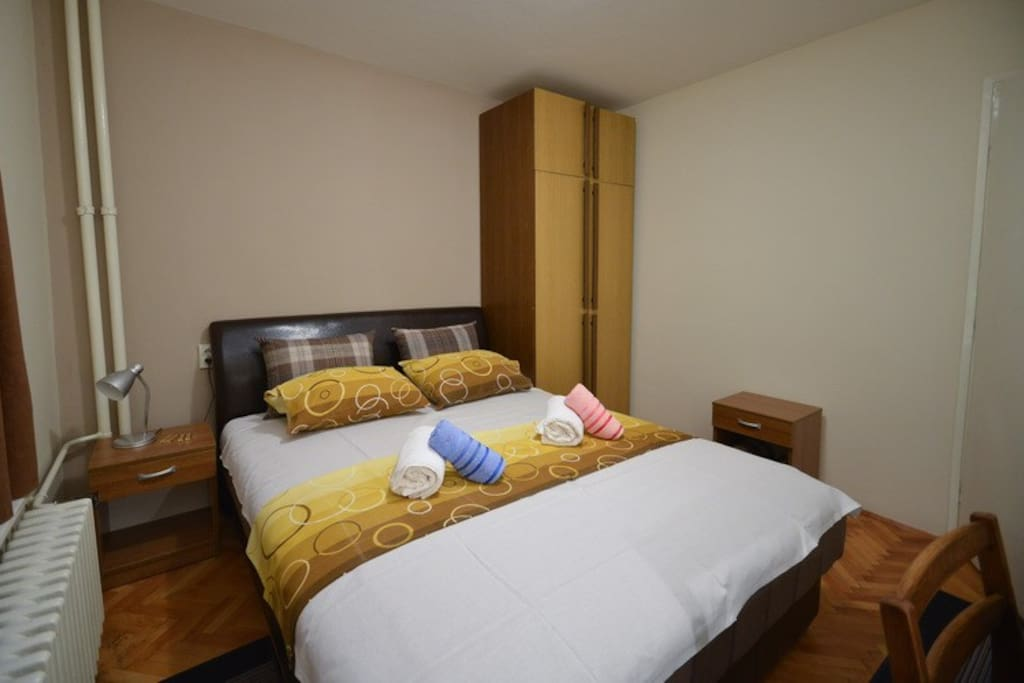 Accommodation in downtown - Room No.1