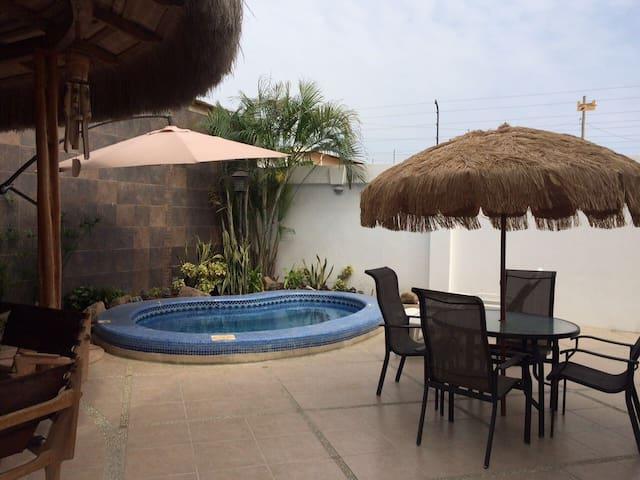 Casa de playa, comoda y espaciosa - Salinas - Casa