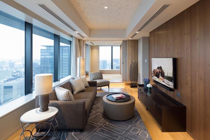 Ascott Marunouchi Tokyo, 1 Bedroom Premier