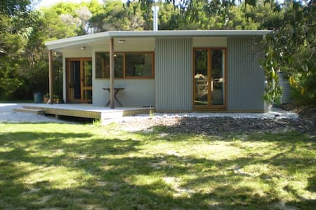 Walkerville Spinney - Solar Passive beach house