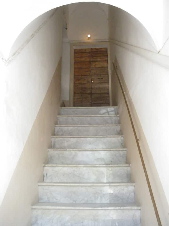 Elegante suite a pochi passi da Roma e dall'Umbria