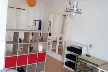 Appartement île de Nantes central