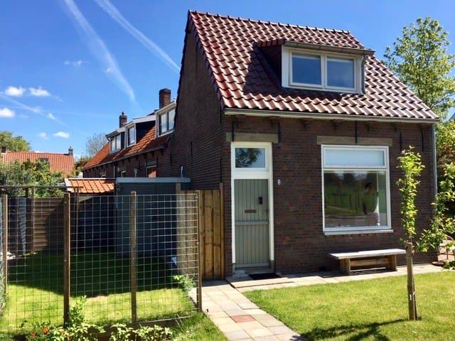Leukste tiny house van Schouwen