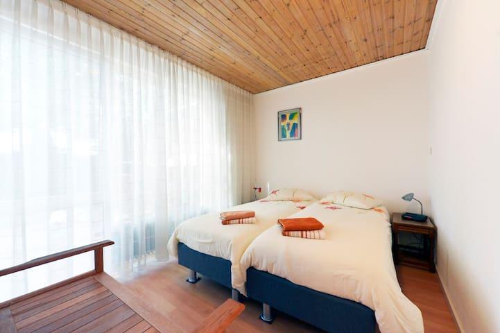 Royaal appartement op beganegrond - Emmen - Apartment