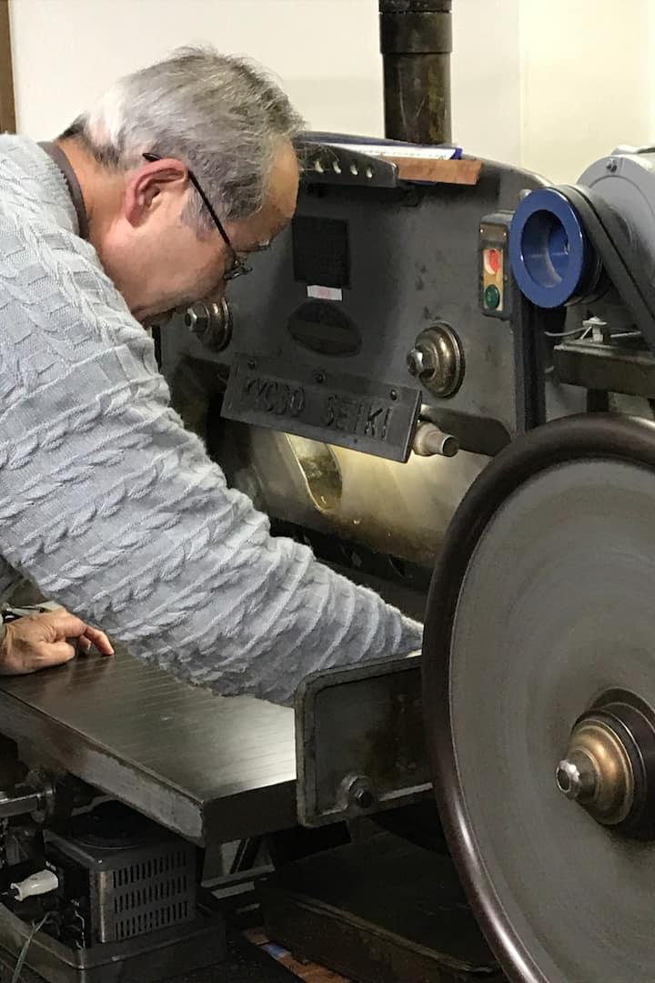 Watch Craftsman's work