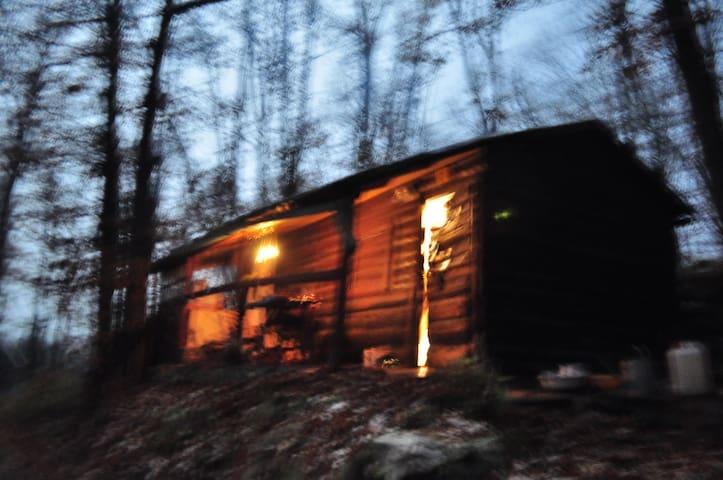 Fairy Tale Wooden House near Prague - Petrov