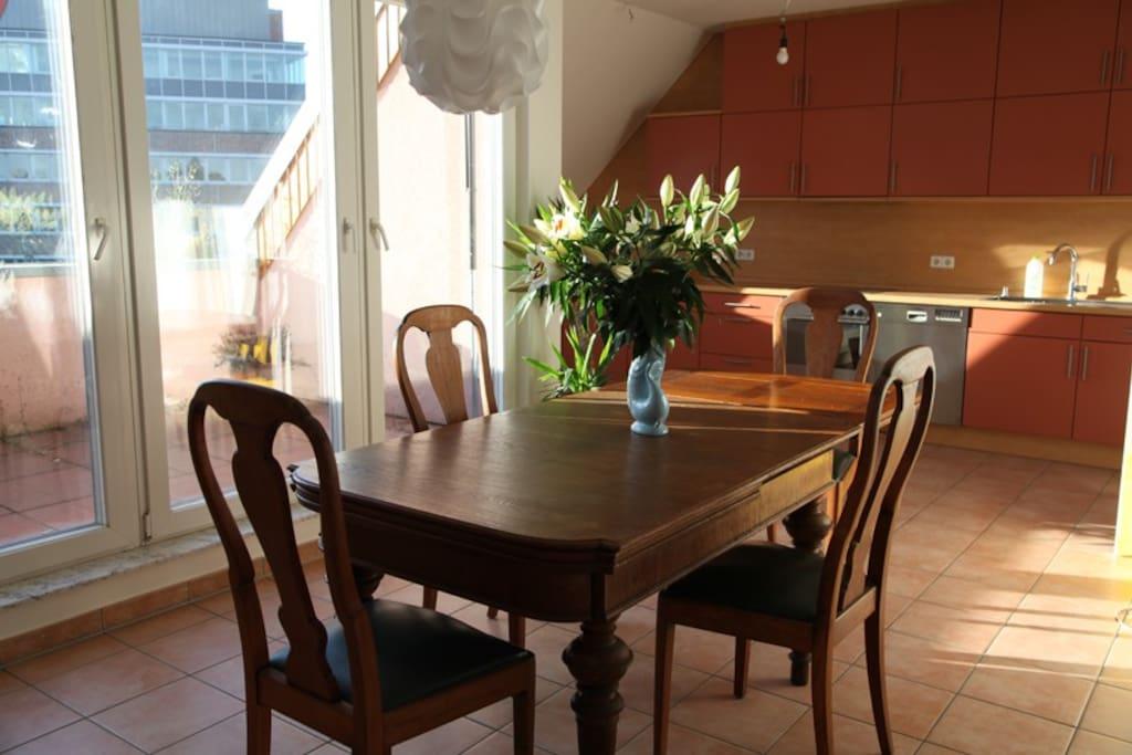 neue promenade berlin mitte wohnungen zur miete in berlin berlin deutschland. Black Bedroom Furniture Sets. Home Design Ideas