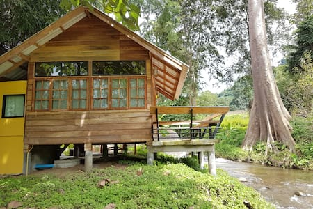 River whisper - Tambon Sop Poeng - Nature lodge