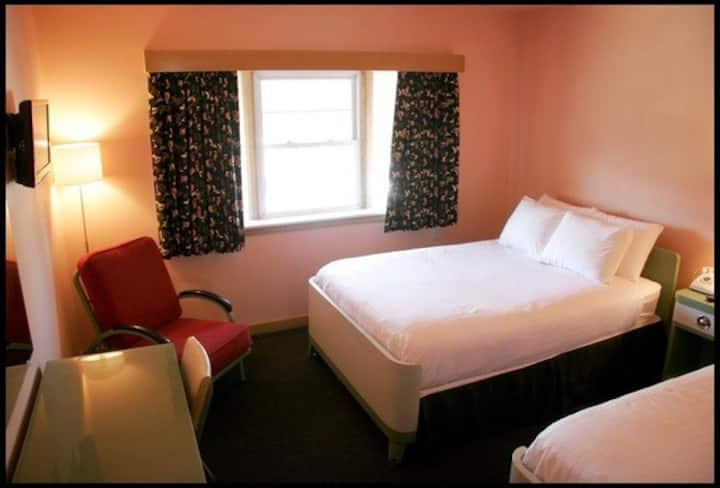 Room, 2 Double Beds, Second Floor