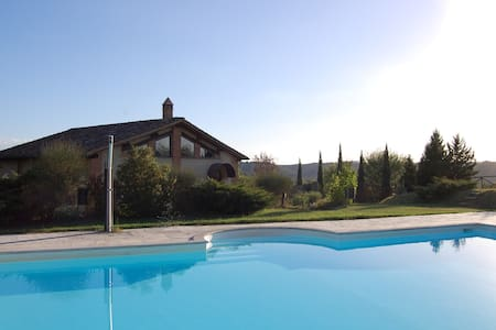 Private villa in Tuscany for groups - Rapolano Terme - Vila