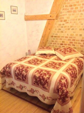 Chambre d'hôtes de charme 12mn Bâle - Ranspach-le-Haut - Bed & Breakfast