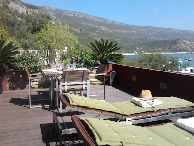 Luxury room meters from the sea! - Portinho da Arrabida