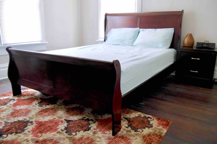 Large Bedroom Near Downtown Nationwide OSU