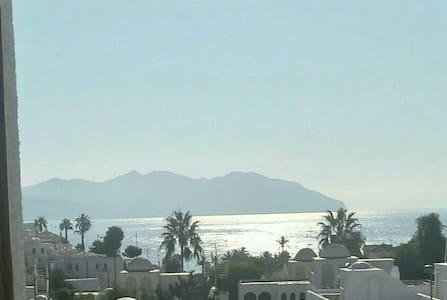 Apartamento con magníficas vistas. - Puerto de Mazarrón