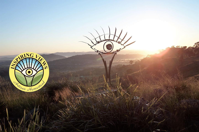 Sunrise over Wodonga