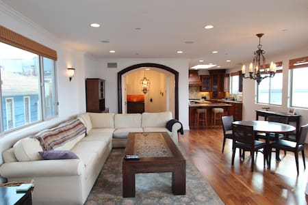 #Luxury 3BR Townhouse w/OCEAN VIEW! - Manhattan Beach