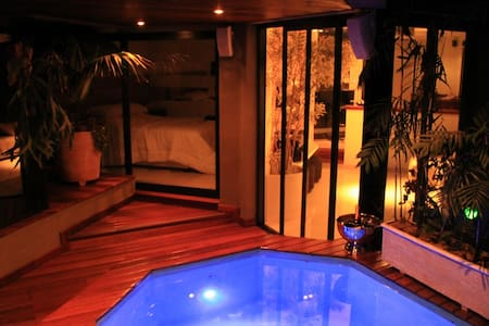Cool morumbi / Private Hot Jacuzzi