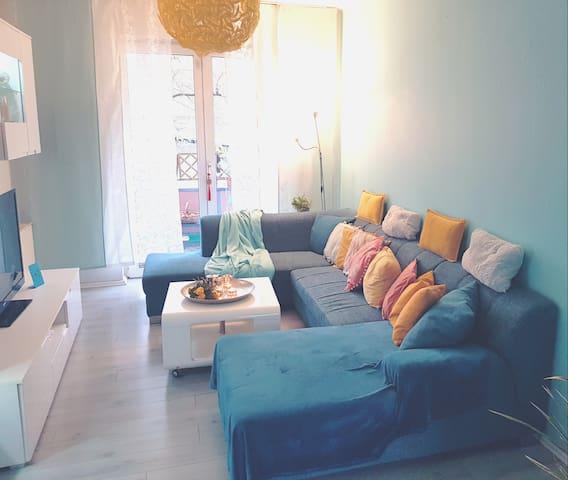 Ruhige Wohnung im Szeneviertel Linden