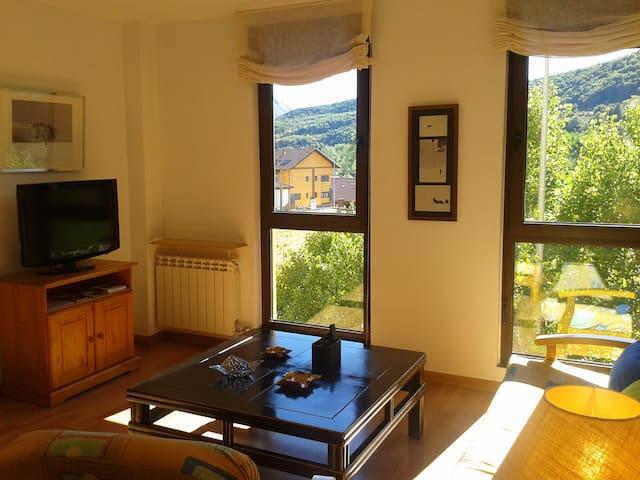 Amplio apartamento en Cofiñal - Cofiñal - Apartment