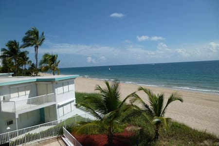 Oceanfront condo in Fort Lauderdale - Pompano Beach - 公寓