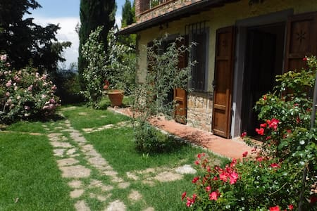 Rooms in the Chianti countryside - Barberino Val D'elsa