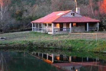 V5 Lago - villa w/ pool and lake - Montalegre - Hus