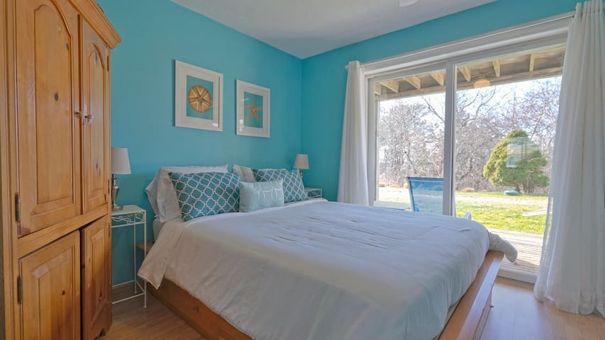 Beachfront One Bedroom Apartment in Amagansett!