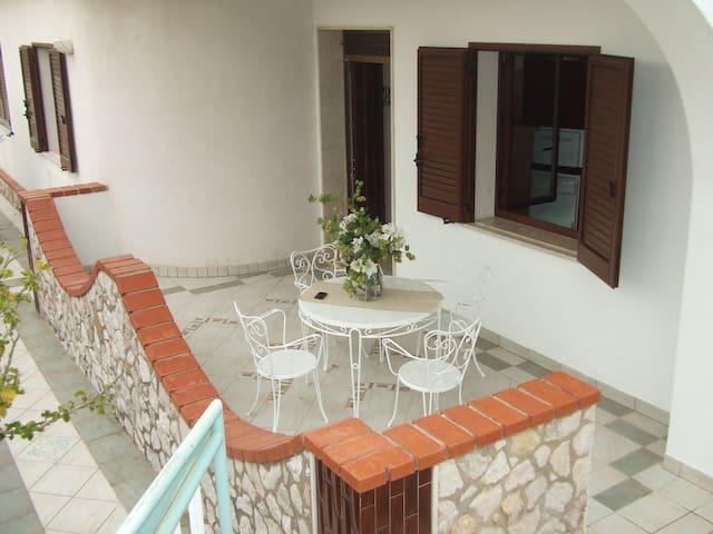 villa sul mare low cost - Mazara del Vallo - Maison