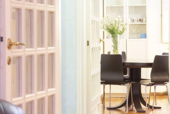 VOLTA APARTMENT BRIGHT SPACIOUS  2 BEDROOMS 2 BATH - Sansepolcro - Apartamento