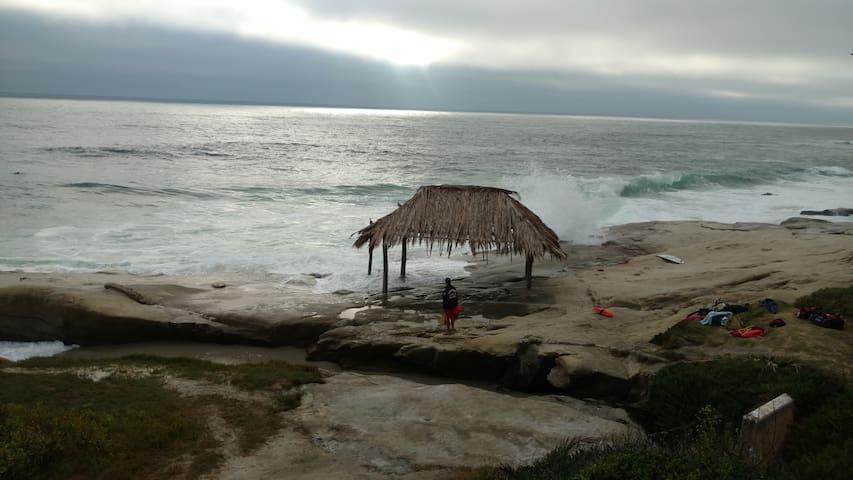 """Ocean view """"WindanSea""""   One BedRoom & Bath"""