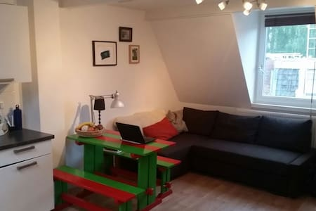 Cosy appartment 10 mins from center - Utrecht