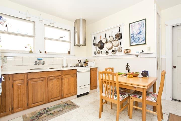 Convenient private room in Berkeley