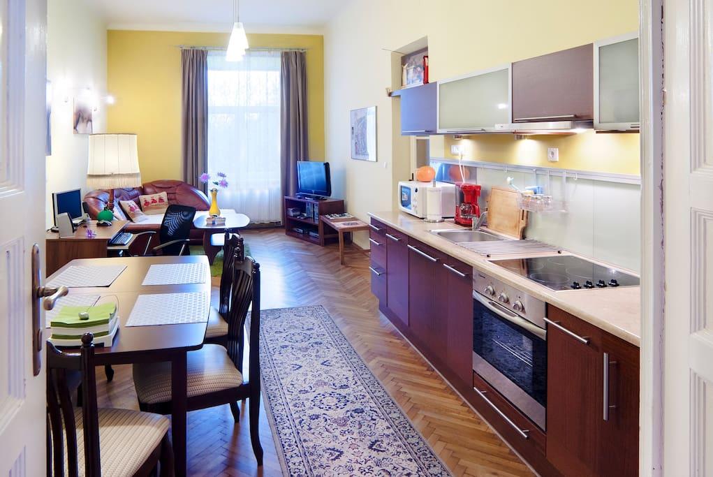 Dietla Apartment in city centre