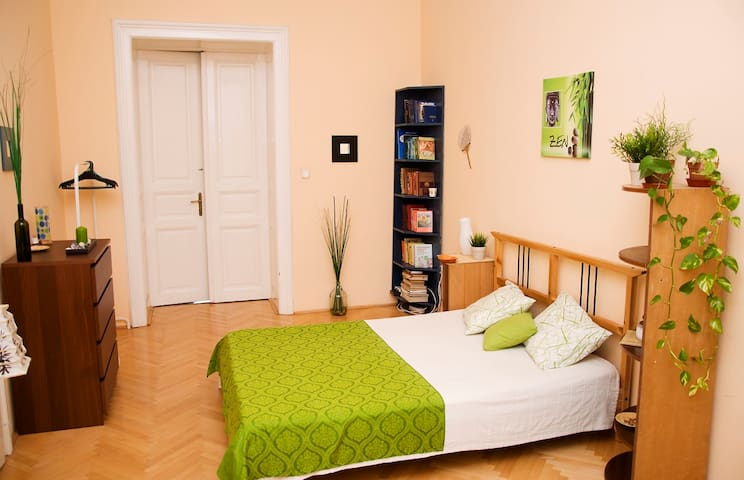 Amazing Room - Private|Center|Wifi