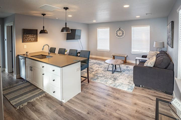 Brand NEW home in Denver's hottest area