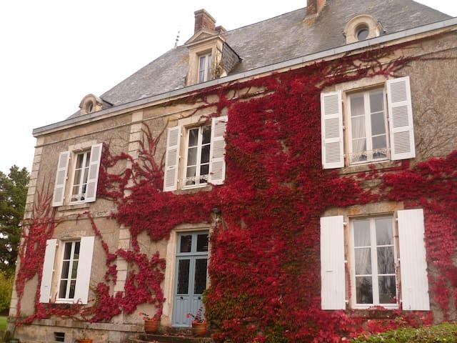 les cupressus - Les Pineaux - Casa de huéspedes