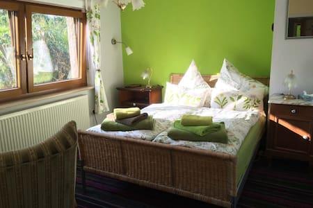 Maigas grünes Kräuterzimmer - Kleinich - Гостевой дом
