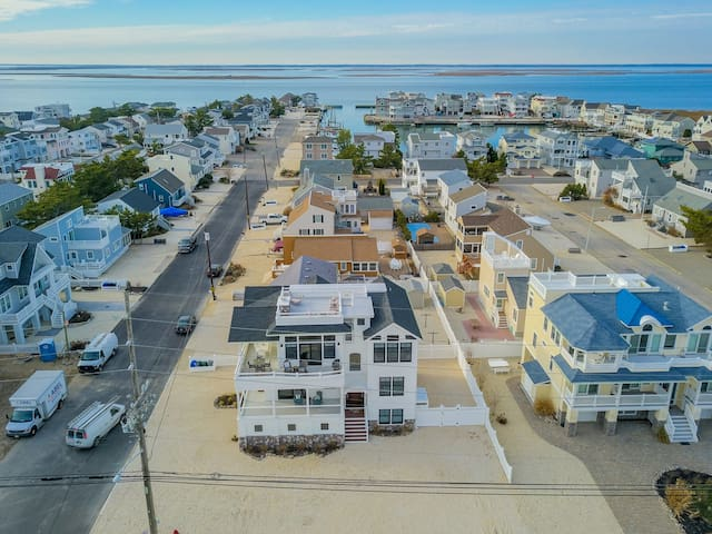 BRING YOUR FAMILY AND FRIENDS★ NEWEST HOUSE ON LBI