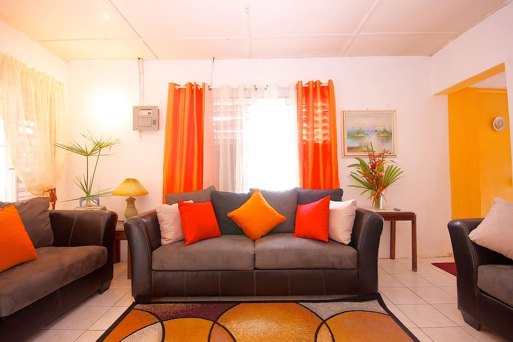 Living Room view I